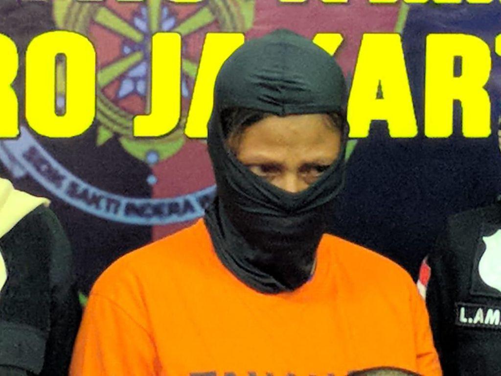 Penyerang Wanita di JPO Halte Olimo Halusinasi, Polisi Sulit Gali Motif