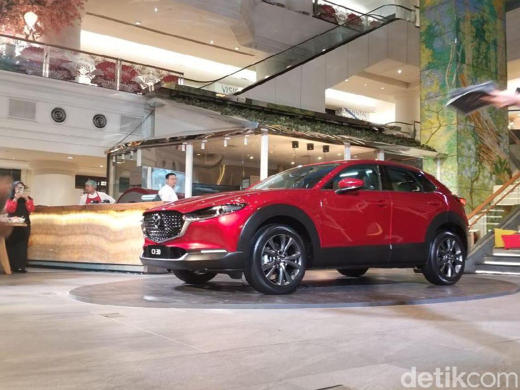 Mazda Setop Sementara Produksi Mobil di Jepang dan Thailand