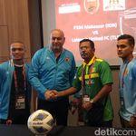 Bojan Hodak: PSM Makassar Harus Membumi di Hadapan Lalenok United