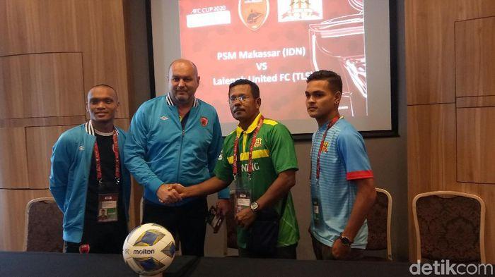 Pelatih PSM Makassar, Bojan Hodak.