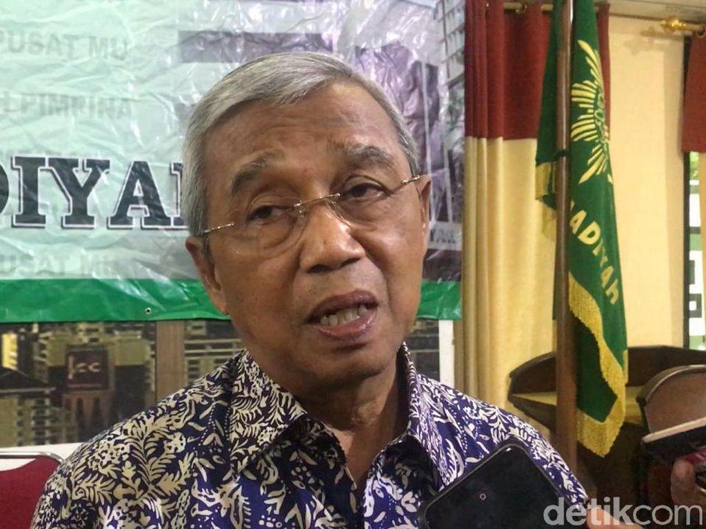 Disorot Gegara Jadi Pengacara Bambang Trihatmodjo, Busyro: Itu Risiko