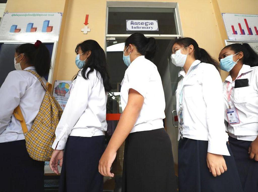 RI Sudah Punya Kasus Positif Corona, Kalau Flu Harus Bagaimana?