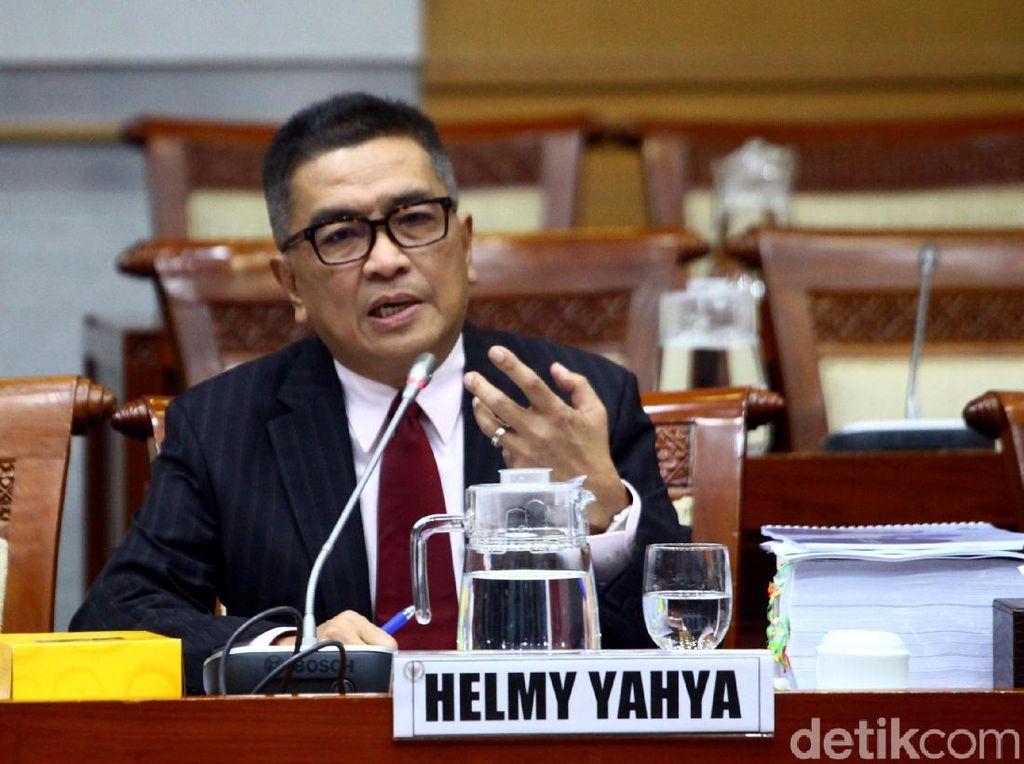 Dewas TVRI Diberhentikan, Ini Kata Helmy Yahya
