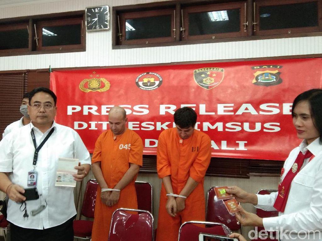 Lagi! WN Bulgaria Ditangkap di Bali karena Skimming