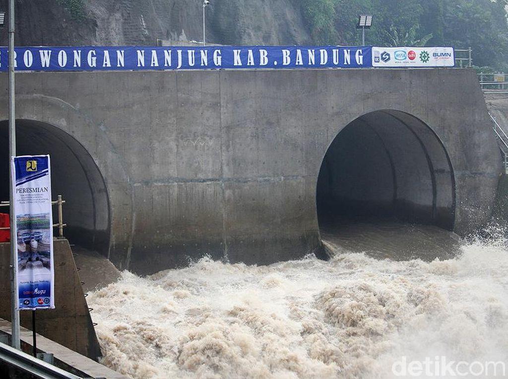 Bandung Punya Terowongan Anti Banjir