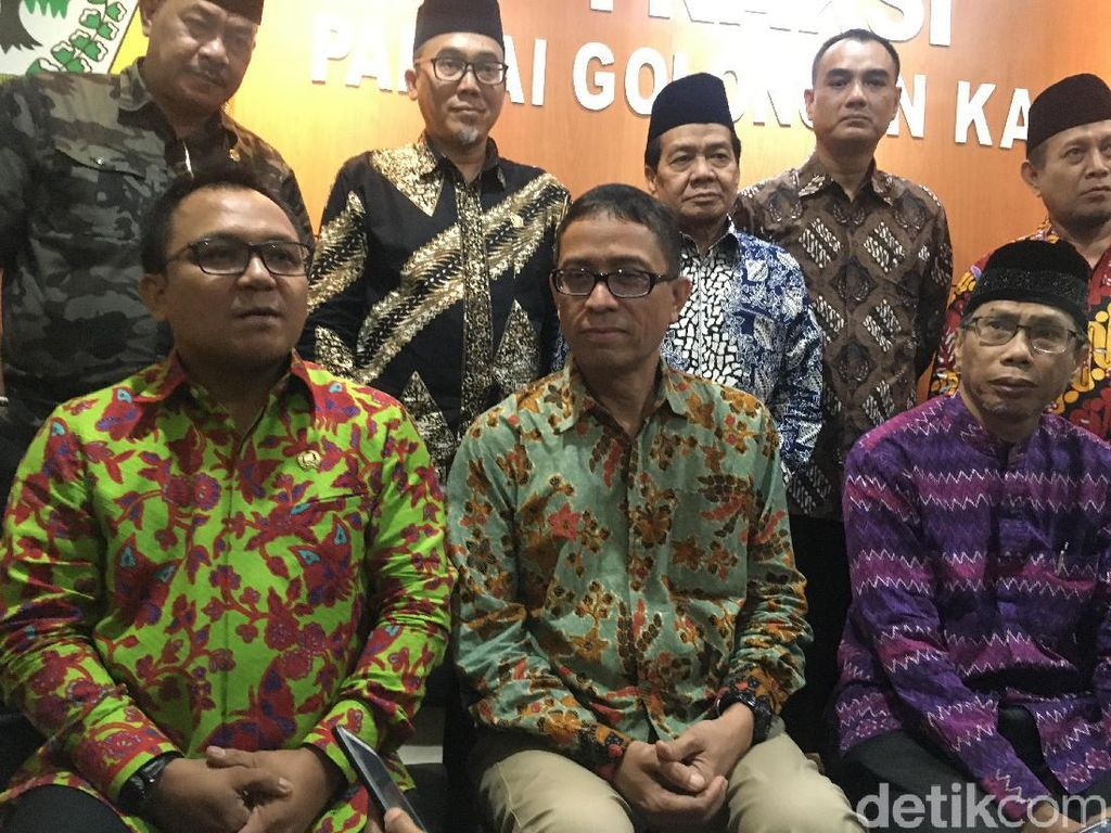 Berharap Didukung Jadi Wagub DKI, Nurmansjah Lubis Keliling Fraksi DPRD