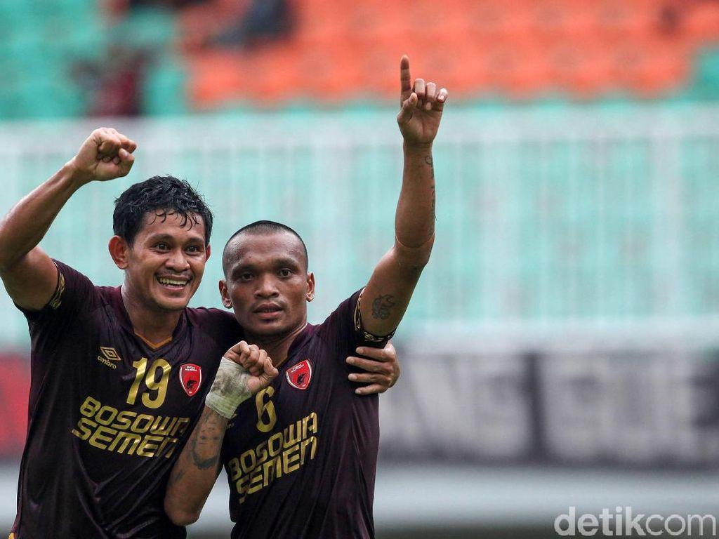 Osas Saha Belum Maksimal di PSM Makassar, Lopes-Ferdinand Memuaskan