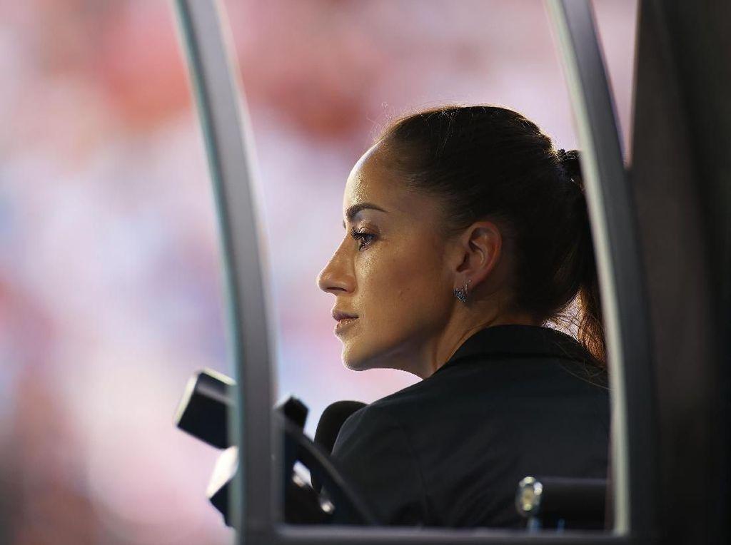 Viral Umpire Pertandingan Cantik di Australia Terbuka