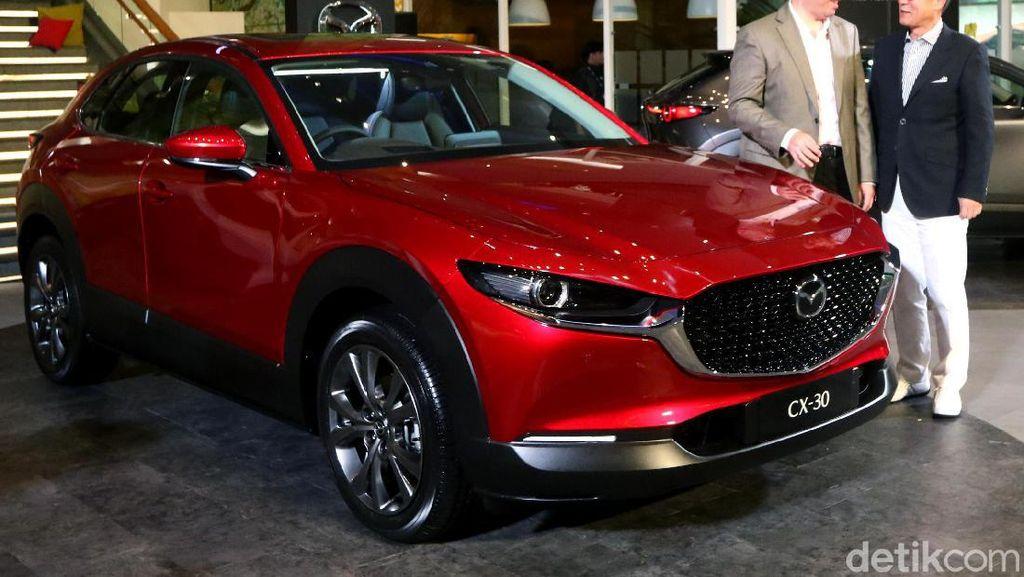 Mazda Anyar CX-30 Resmi Diluncurkan