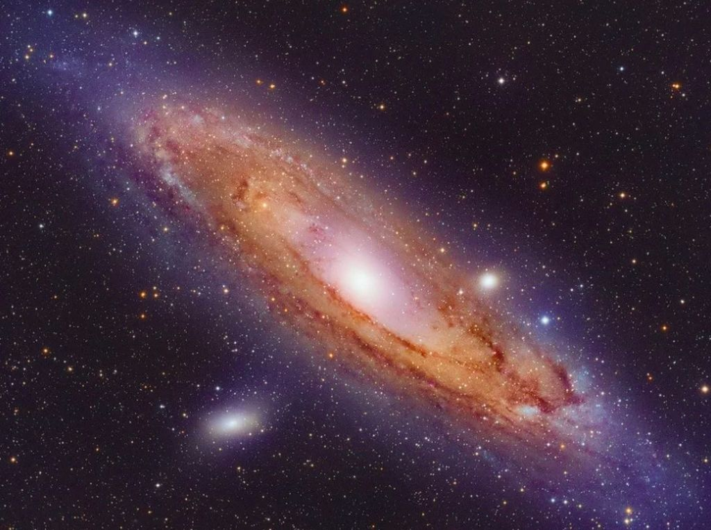 Pertama Kalinya Ada Oksigen yang Bisa Dihirup di Galaksi Lain