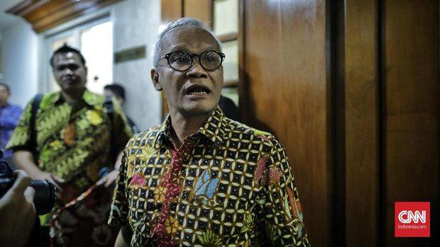 Ketua Panja Jiwasraya yang juga Wakil Ketua Komisi VI Aria Bima
