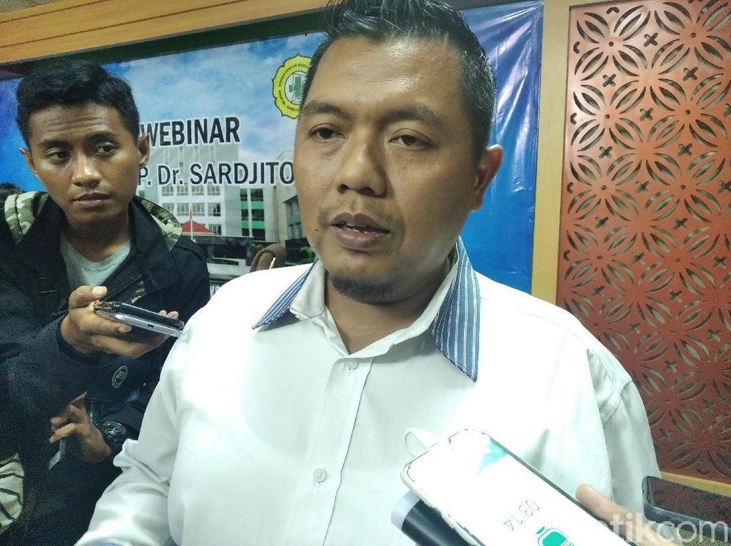 Rawat Pasien asal China, RSUP Dr Sardjito Pastikan Negatif Virus Corona
