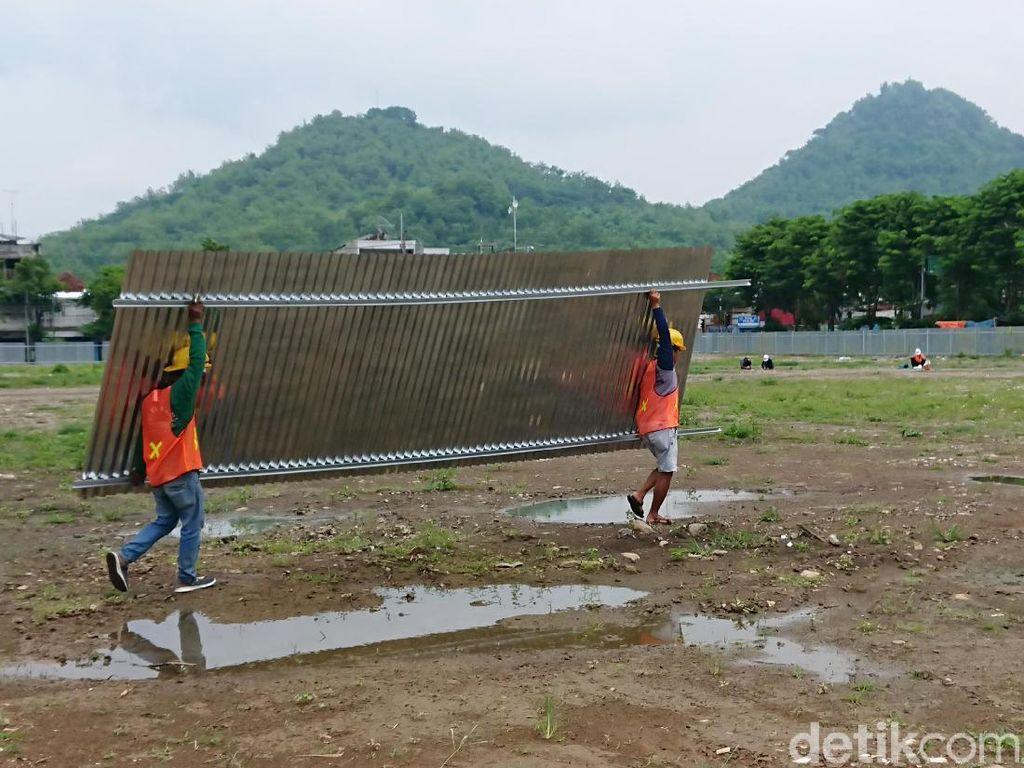 Rp 69 M Digelontorkan Bangun Pasar Pon Trenggalek, Ditarget 1 Tahun Rampung