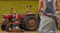 Vin Diesel Kena Omel Tetangga, Blokir Jalan Pakai SUV Cuma Buat Gowes