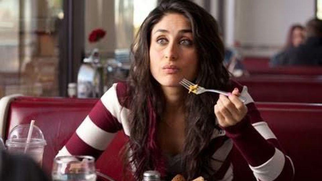 Bertubuh Langsing, Bintang Bollywood Kareena Kapoor Hobi Makan Dessert