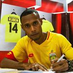 Ruben Sanadi Gabung Bhayangkara FC