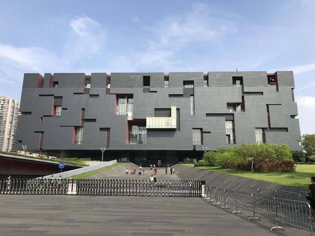 Museum Seni di China dan Hong Kong Tutup karena Virus Corona