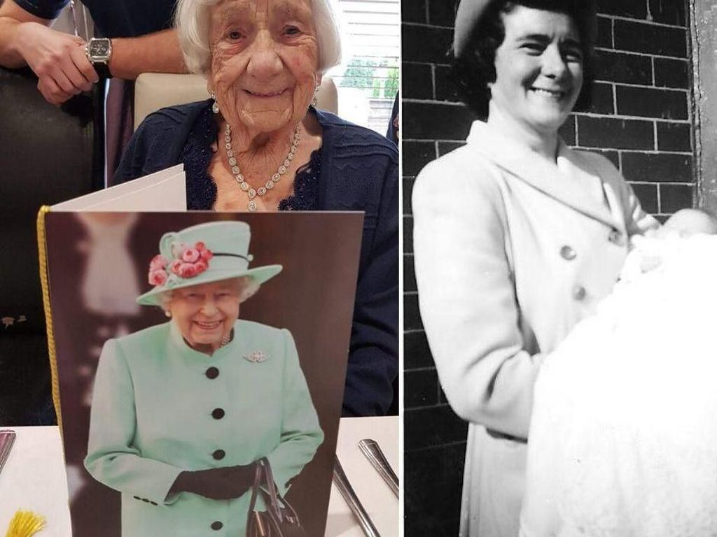 Rahasia Panjang Umur Nenek 105 Tahun Ternyata Lahap Makanan Enak Ini