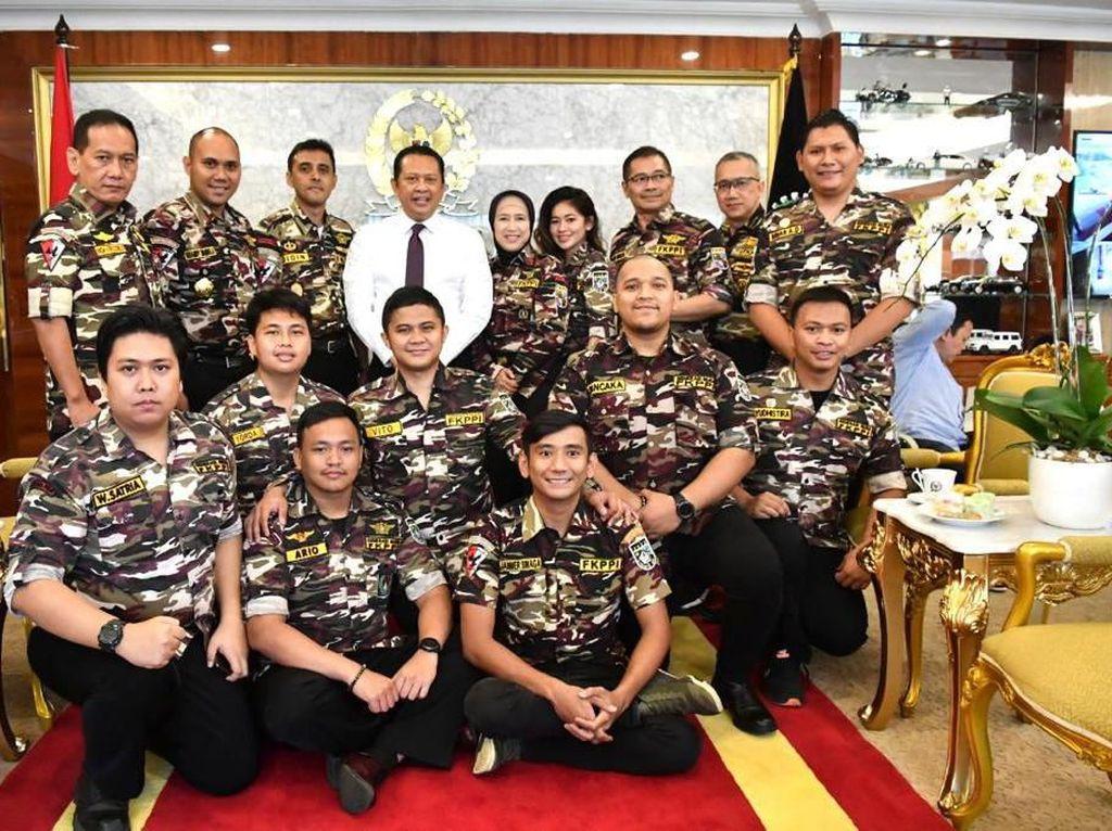 Ketua MPR Dukung Warga Sipil Jadi Komponen Cadangan Pertahanan Negara