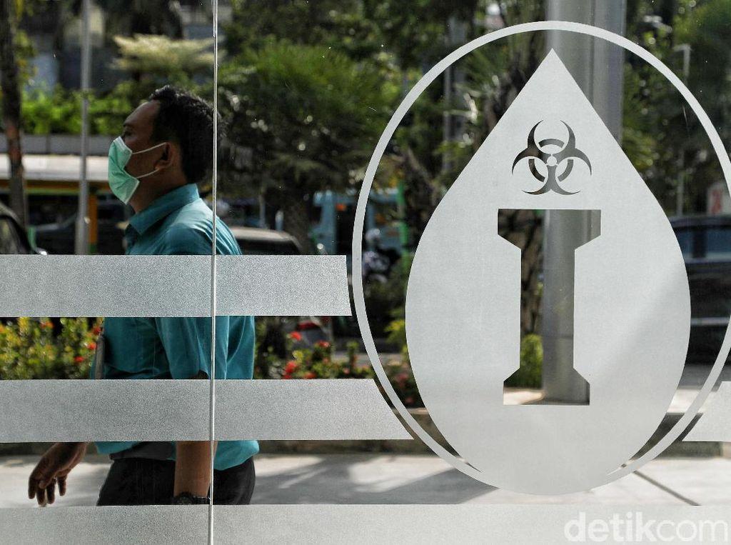 Pemerintah Pantau 95.539 Suspek Corona pada 12 September