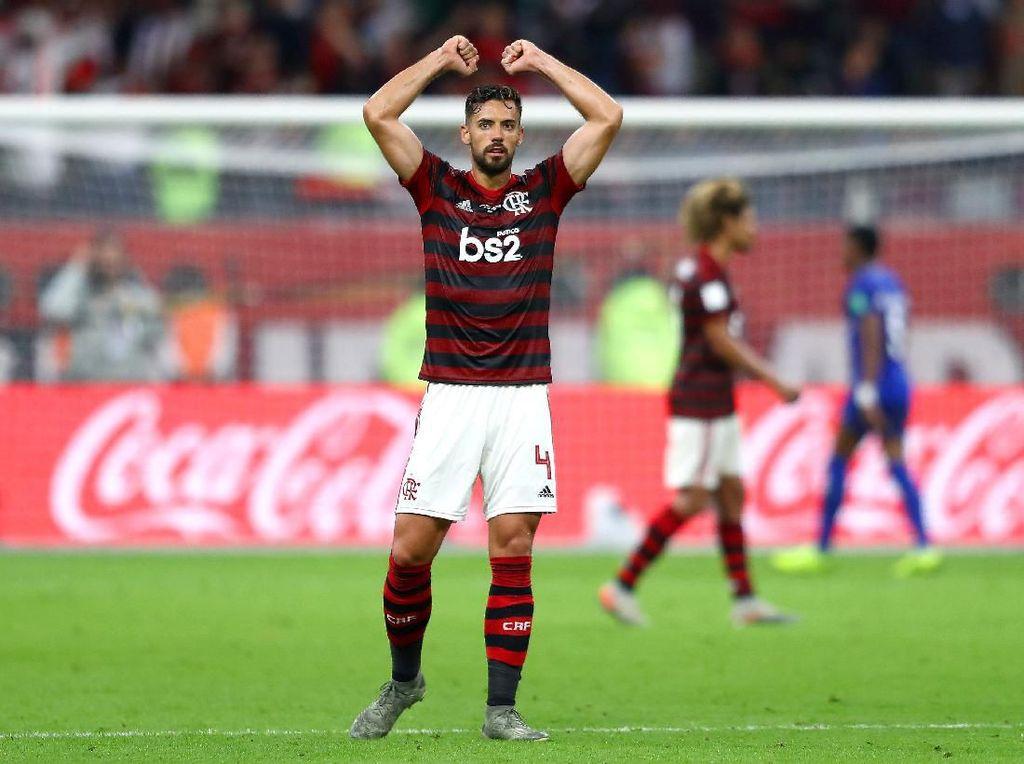 Arsenal Pinjam Pablo Mari dari Flamengo