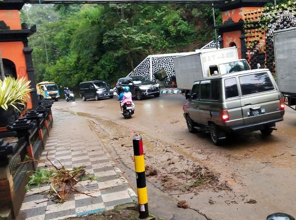 Banjir Lumpur di Batu Tertangani, BPBD: Besok Kerja Bakti Perbaiki Tanggul