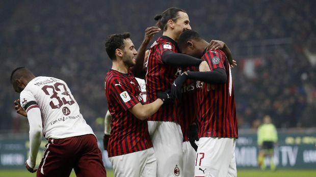 Hadapi AC Milan, Momen Sempurna Inter Gusur Juventus