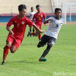 Timnas Indonesia U-16 Taklukkan Dua Tim Jatim di Laga Uji Coba