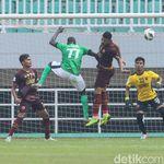 Kok, PSM Makassar Main Pasif Lawan Lalenok United?