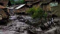 Banjir Bandang di Lereng Gunung Raung Akibat Erosi Dampak Kebakaran Hutan