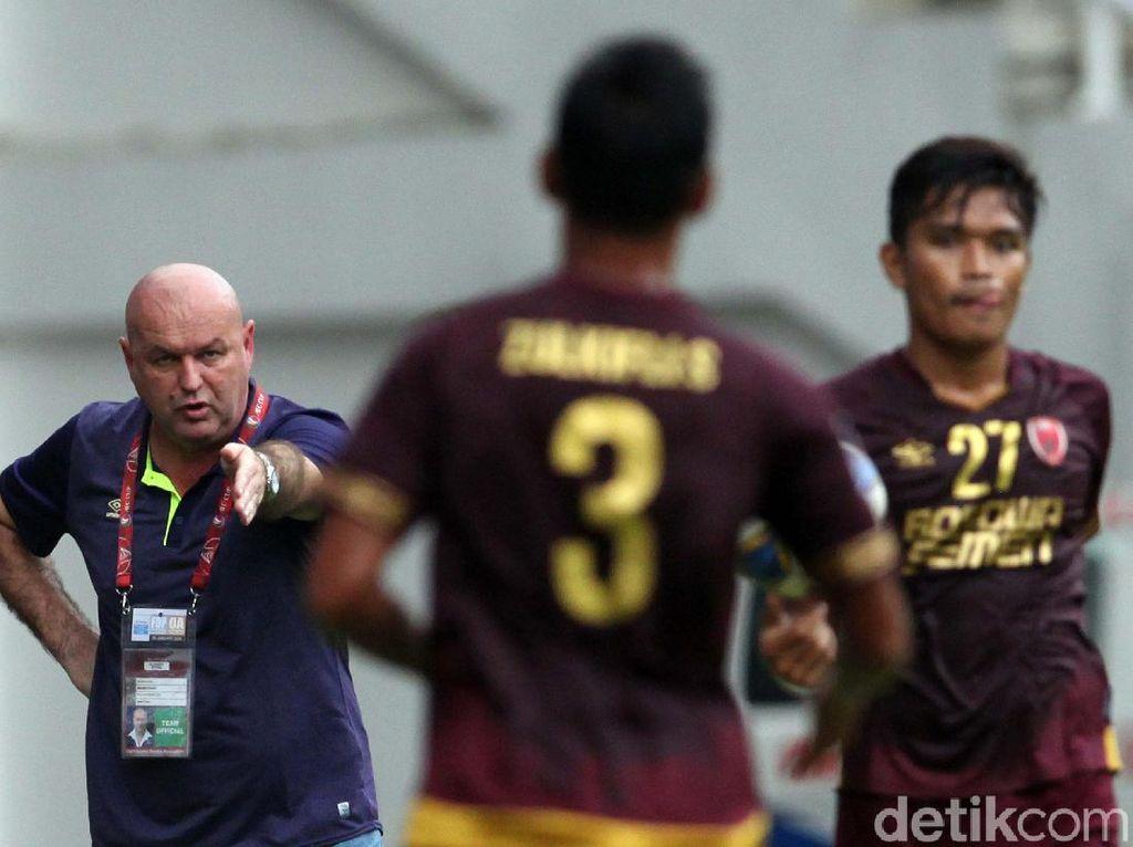Tampines Rovers Vs PSM Makassar: Juku Eja Keok 1-2