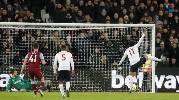 Gol Salah, Jaminan Kemenangan Liverpool atas West Ham