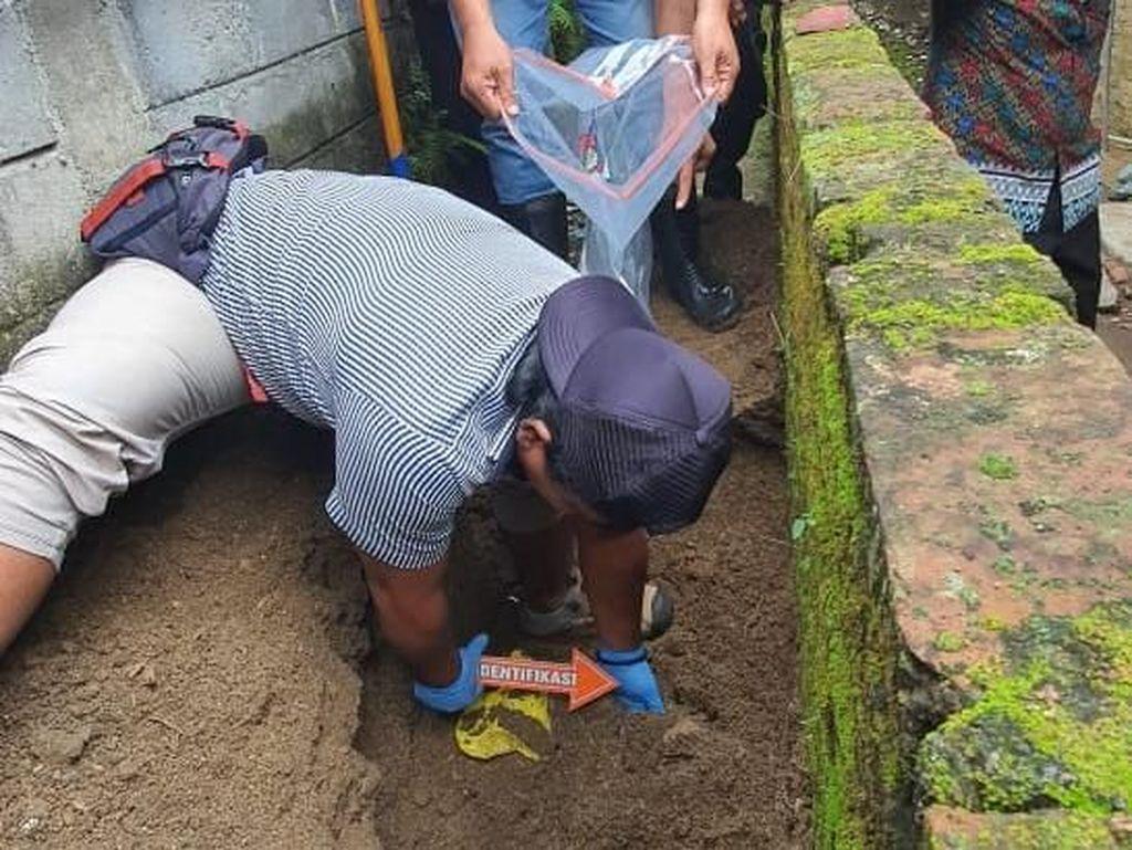 Seorang Janda Diamankan Setelah Kubur Bayi yang Dilahirkannya