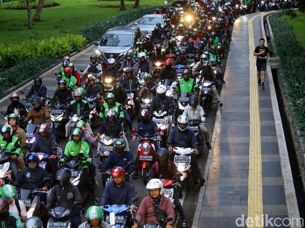 Hindari! Ini Jadwal Paling Macet di Jakarta