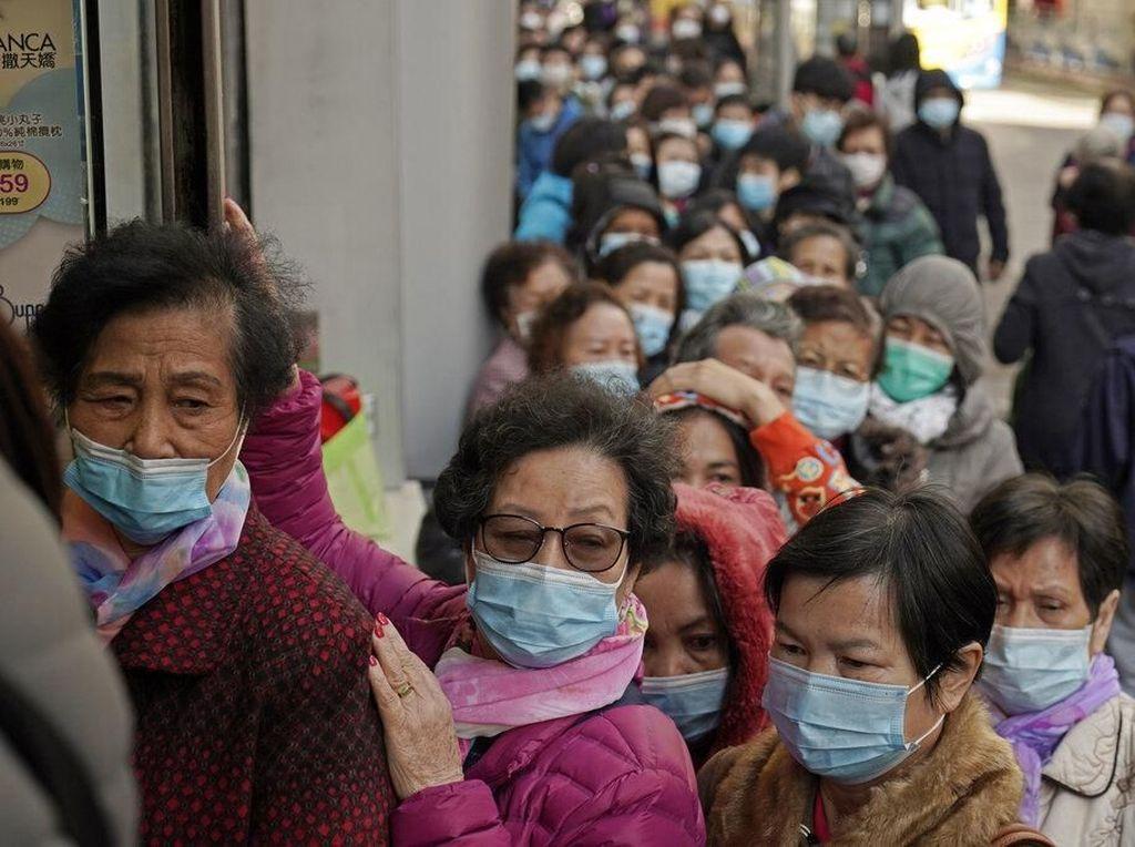 Disarankan untuk Hindari Virus Corona, Apa Bedanya Masker Ojol dan N95?
