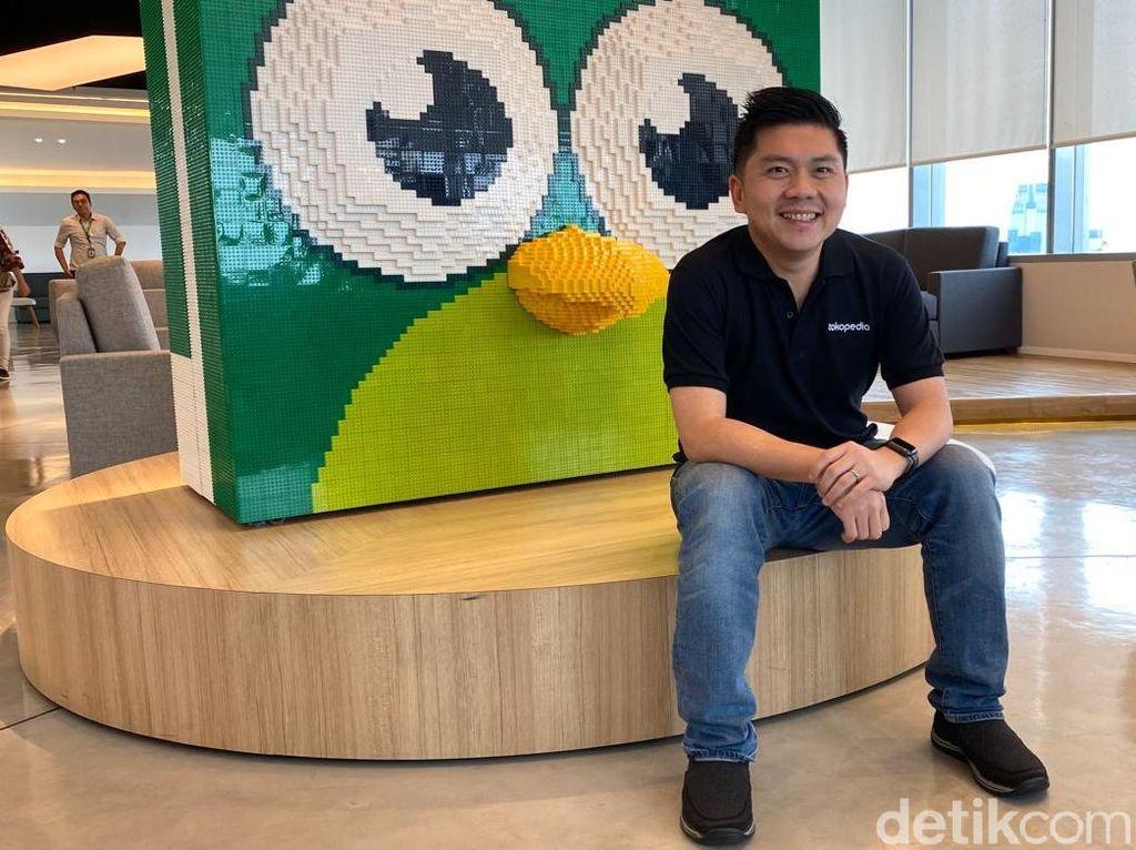 Cabut dari Google, Herman Balik ke Indonesia Ingin Majukan Talenta Digital