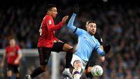 Man United Kalahkan Man City, Lingard Disemprot Solskjaer