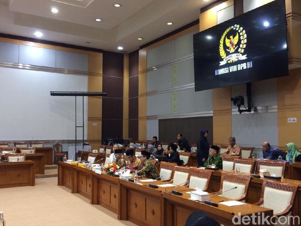 DPR Sebut Pembahasan Biaya Haji 2020 Lebih Cepat dari Tahun Lalu