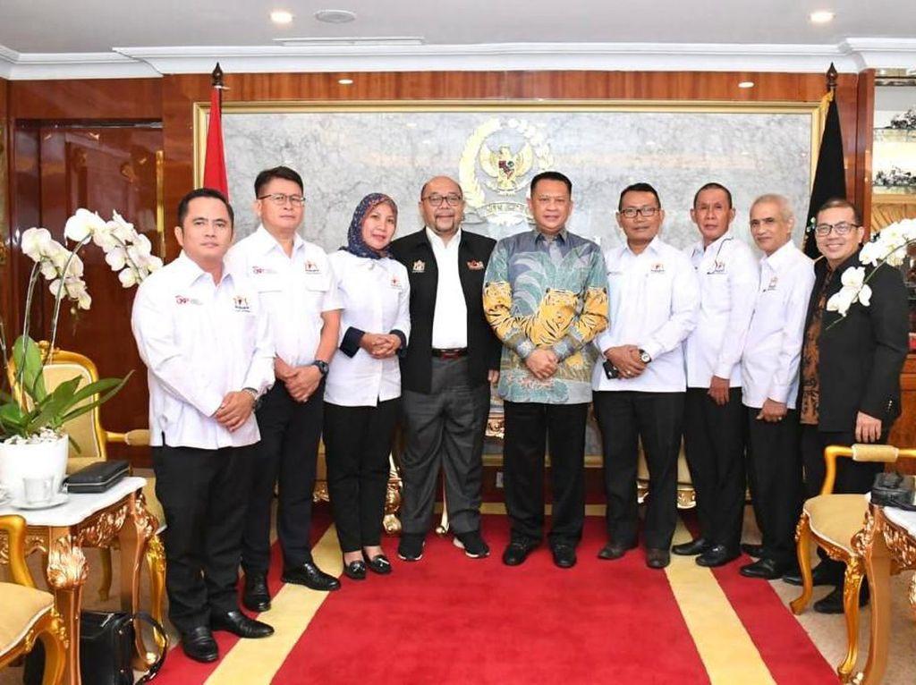 Ketua MPR: Omnibus Law Bisa Lebih Menekan Potensi Terjadinya Korupsi