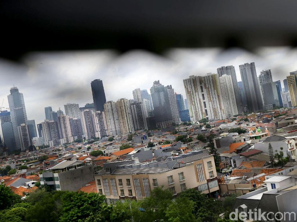 Ini Potret Hutan Beton di Ibu Kota Jakarta