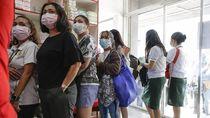 Virus Corona Varian Afrika Selatan Sudah Masuk Filipina