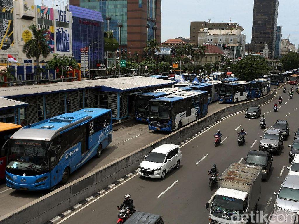 DTKJ Terima 175 Aduan Pelayanan: Terbanyak untuk TransJ, Paling Sedikit MRT