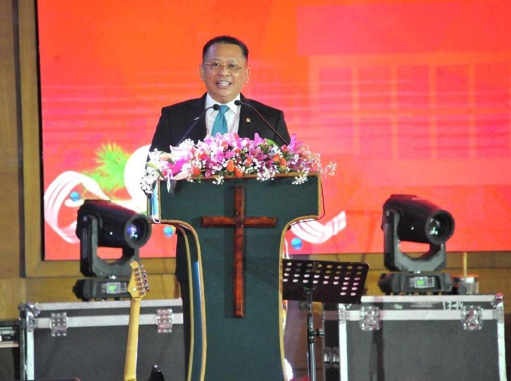 Ingatkan soal Persatuan, Ketua MPR: Wajib Kita Jaga
