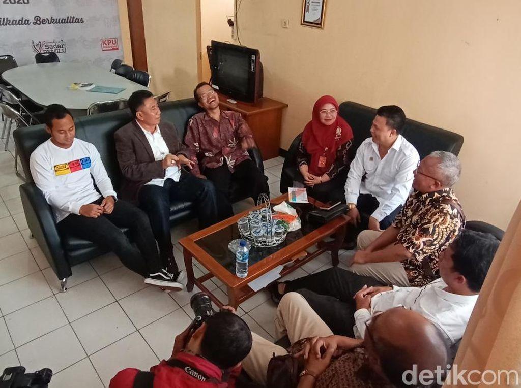 Mulyana dan Atep Eks Persib Mantapkan Diri Maju di Pilbup Bandung