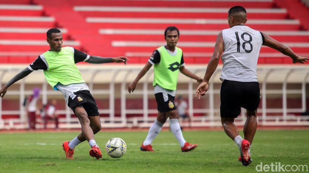 Usai Juara di Kamboja, Bhayangkara FC Mulai Latihan Lagi