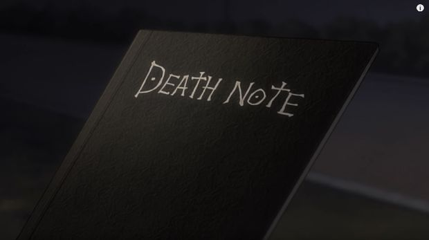 Death Note (dok. VIZ Media)