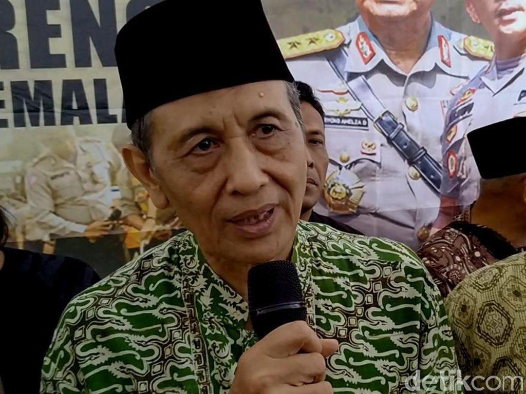 Pria Bakar Al-Quran di Pemalang, MUI Imbau Warga Tak Terprovokasi