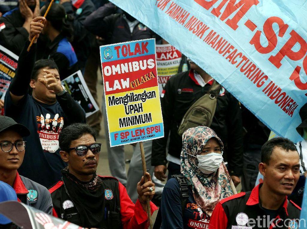 KIP: Publik Berhak Tahu Proses Omnibus Law