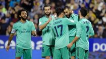 Video: Real Madrid Gebuk Zaragoza 4 Gol Tanpa Balas