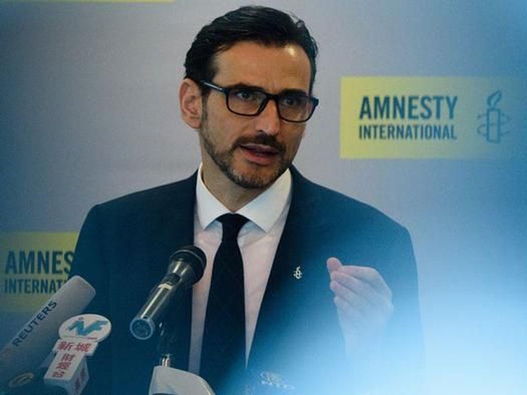Amnesty International: 2019 Adalah Tahun Represi dan Perlawanan